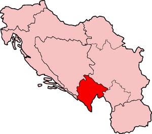 SFRY Montenegro