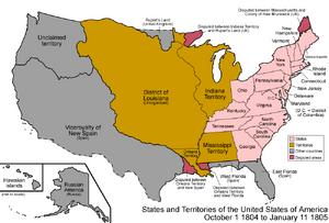 United States 1804-10-1805-01
