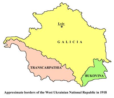 West ukraine