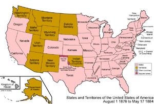 United States 1876-1884