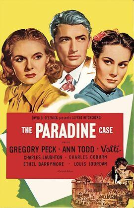 Paradine case