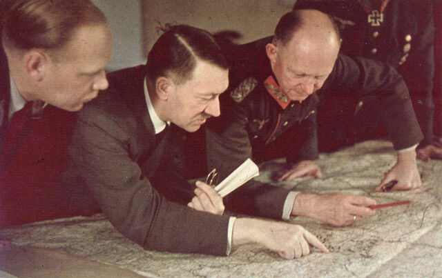File:Adolf Hitler & Alfred Jodl analyzing a map.jpg