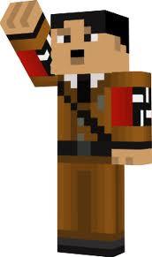 Hitler Minecraft