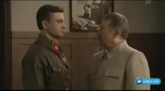 Tukhachevsky & Stalin