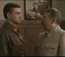 Stalin and Tukhachevsky Talk Scene