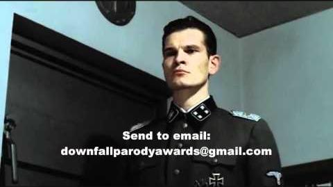 Hitler Gives An Update About The Downfall Parody Awards