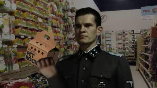 File:Dollar Store Hitler Gunsche with pet rock.jpg