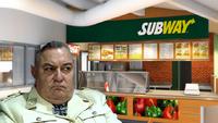 Goring Subway