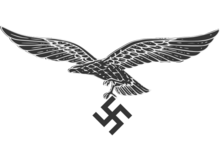 Luftwaffe eagle