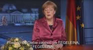 Hitler interviews Merkel