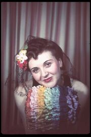 Gretl Braun photo by Hugo Jaeger 1939
