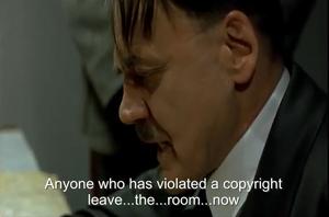 Hitlercopyright templeton