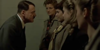 Hitler's Secretarial Interview