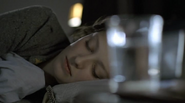Sleeping Traudl
