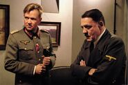 Hitler Burgdorf Phone Photo