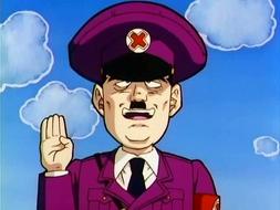 Dragon Ball Z Hitler