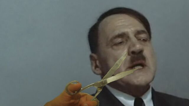 File:KBZ Antic Hand Scissors snipping some Fuhrer's moustache.jpg