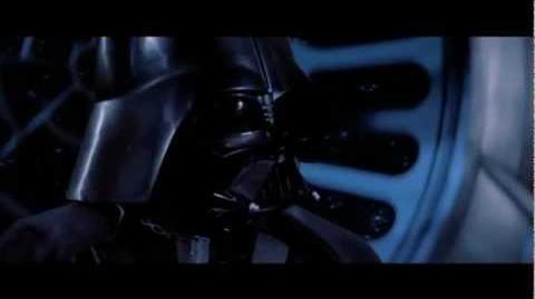 Hitler Darth Vader 'Nooooo!!!' Parody