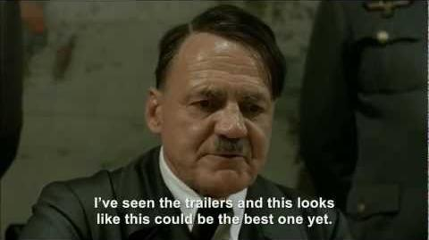 Hitler plans to watch Transformers Dark of the Moon