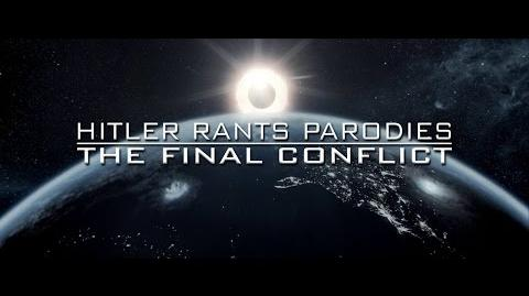 Hitler Rants Parodies The Final Conflict - Teaser Trailer