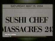 Sushi chef headline