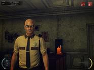 Hope Police No hat Sunglasses Tie