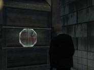 HC47 - No. 48 - Passing to Hitman Symbol Door