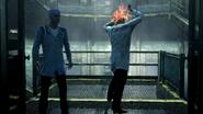 "47 watches as Raymond Valentine ""burns"""