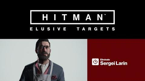 HITMAN - Elusive Target 1 Trailer (The Forger)