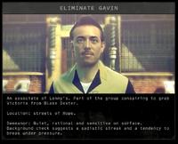 Gavin mission details
