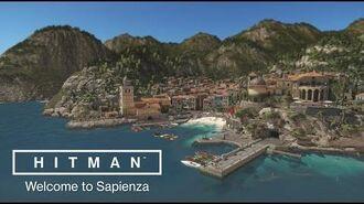 HITMAN - Welcome to Sapienza
