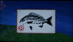 Fish Print