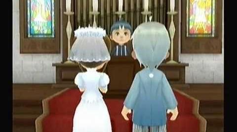 "Harvest Moon Animal Parade ""Toby & Renee - Marriage"""