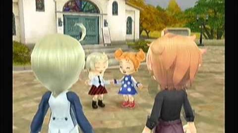 "Harvest Moon Animal Parade ""Proud Parents"""
