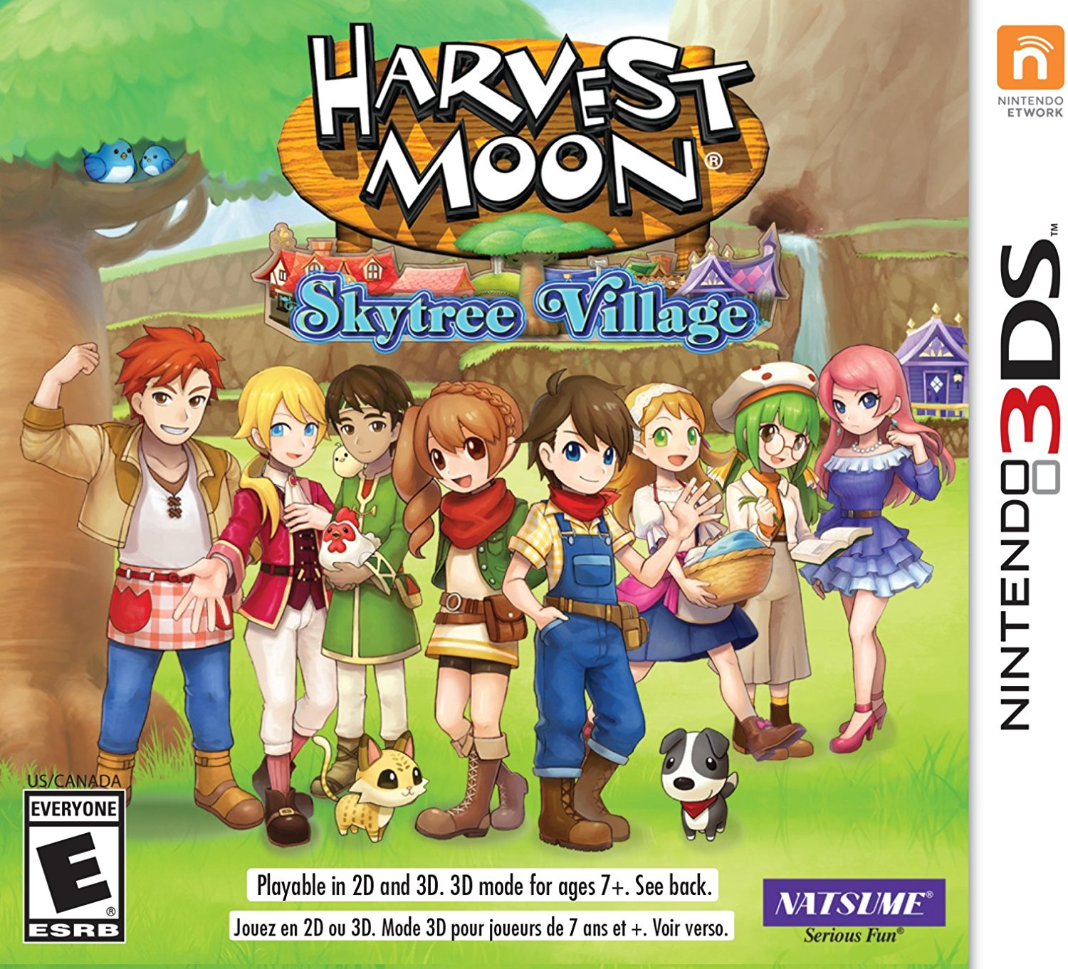 Game Harvest Moon Wiki