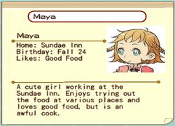 MayaProfile