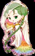 Harvest Goddess Wedding Dress