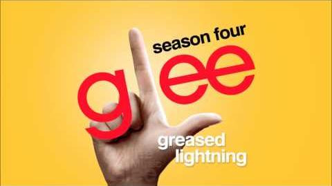 Greased Lightning - Glee -HD Full Studio-