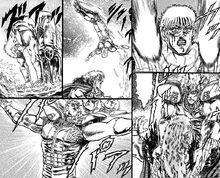 Hishō Hakurei (Rei) manga