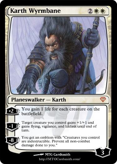 Karth finished
