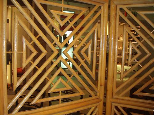 File:1970s bamboo screen, deco revival.jpg