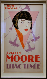Colleen Moore in Lilac Time