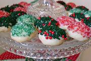 Sugarplum Cookies