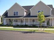 Duplex on Farmall Drive, Hinesburg VT