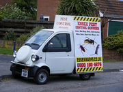 Essex Pest Control, Billericay.