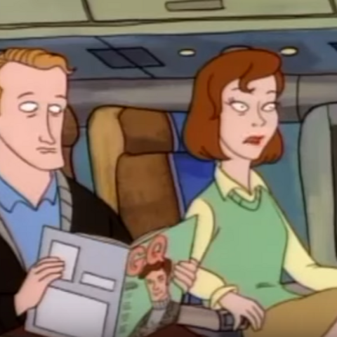 Peter and Kate (The Critic)