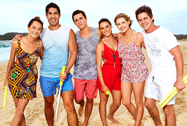 Image home and away summer special main home and for Wallpaper home and away