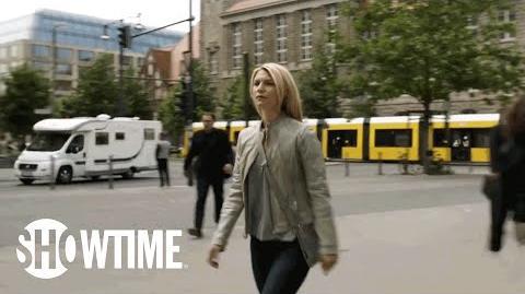 Homeland Behind the Scenes Filming in Berlin Season 5