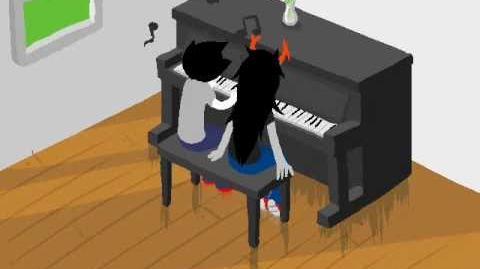 John Play the Piano