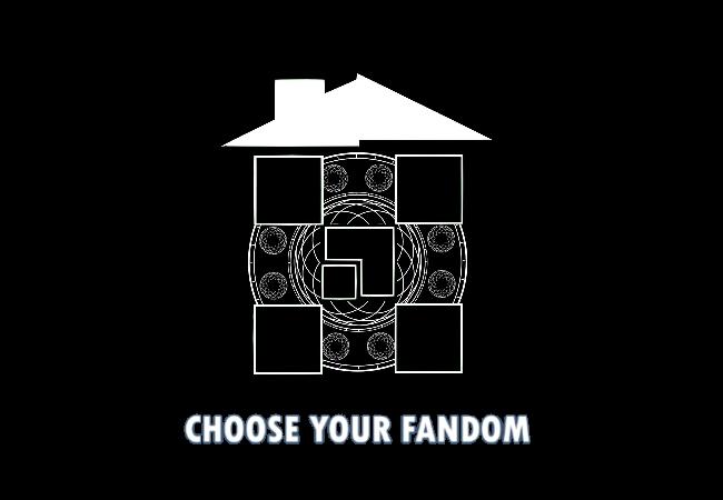 Choose your fandom